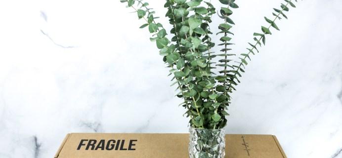 Eucalyptus Farms Subscription Box Review + Coupon