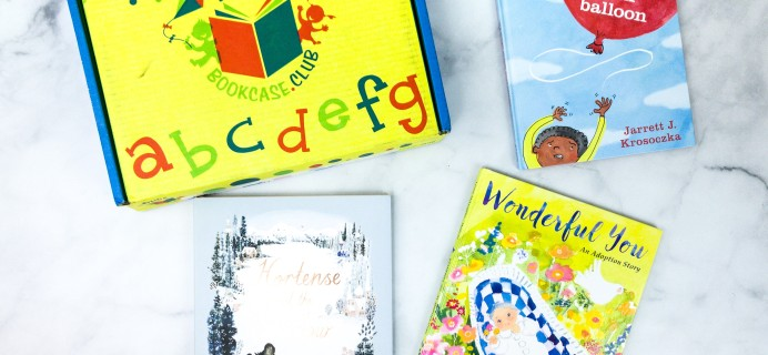 Kids BookCase Club March 2020 Subscription Box Review + Coupon! 5-6 YEARS OLD