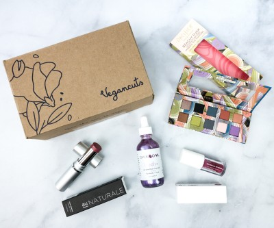 Vegancuts Makeup Box Spring 2020 Subscription Box Review + Coupon