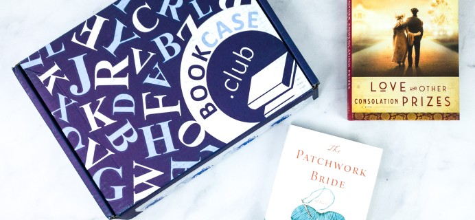 BookCase Club March 2020 Subscription Box Review & 50% Off Coupon – Booking For Love
