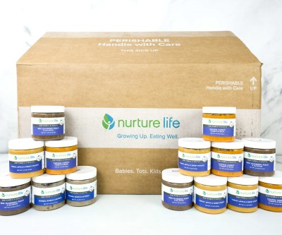 Nurture Life Spring 2020 Subscription Box Review + Coupon – Baby