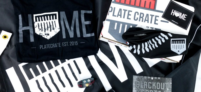 Plate Crate February 2020 Subscription Box Review + Coupon