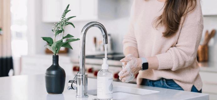 Puracy Coupon: FREE Hand Soap!