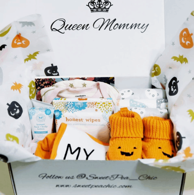 Sweet Pea Chic – Review? Subscription For Pregnant Moms!