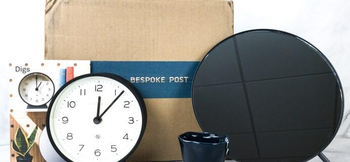 Bespoke Post DIGS Box Review & Coupon
