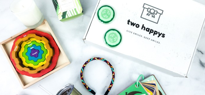 Mommy & Me by Two Happys Spring 2020 Subscription Box Review + Coupon