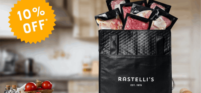 Rastelli's Coupon: Get 10% Off!