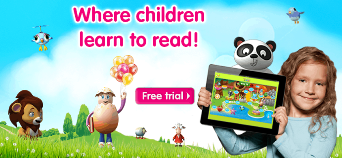 Reading Eggs Coupon: Get 2 Weeks FREE Trial!