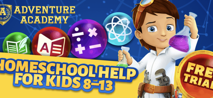 EXTENDED Adventure Academy Winter Sale: Get Your First 2 Months For $5 – 74% Off!