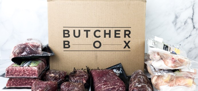 Butcher Box Feburary 2020 Subscription Box Review + Coupon – BEEF BOX