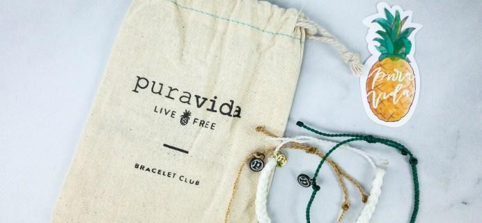 Pura Vida Bracelets Club March 2020 Review + Coupon!