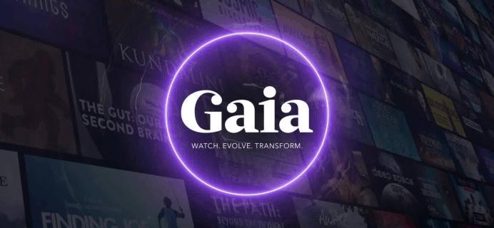 Gaia Coupon: 7 Days FREE Trial!