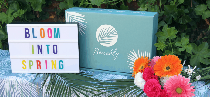 Beachly Sale: FREE Bonus Box & More!
