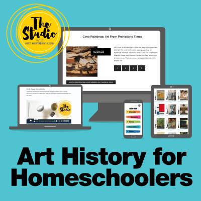 Art History Kids Sale: Get $10 Off + Memberships Open Again!