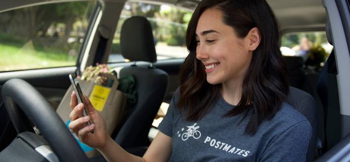 Postmates Coupon: Get $100 FREE Credits!