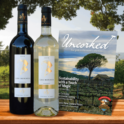 California Wine Club Wine Tasting Sets Available Now!