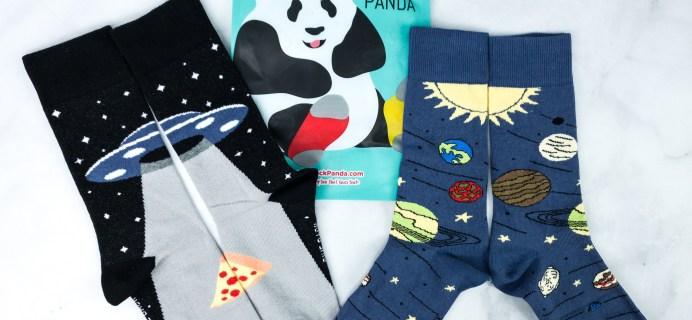 Sock Panda Tweens April 2020 Subscription Review + Coupon