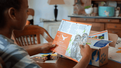 The Creature Crew – Review? Kids Educational Subscription!