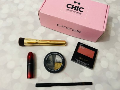 Chic Beauty Box March 2020 Subscription Box Review + Coupon!