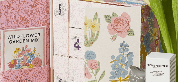 Anthropologie 2020 Mother's Day Beauty Blooms Gift Set Available Now + Spoilers!