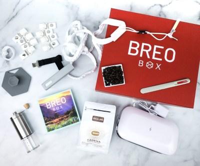 Breo Box Subscription Box Review + Coupon – Spring 2020