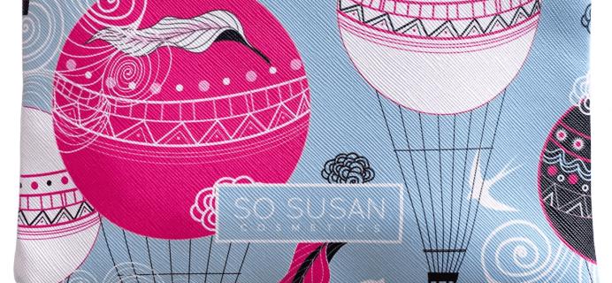 So Susan Color Curate April 2020 Full Spoilers!