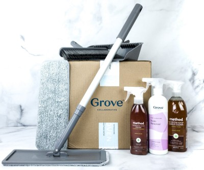 Grove Collaborative Review & Coupons – Microfiber Mop & Broom