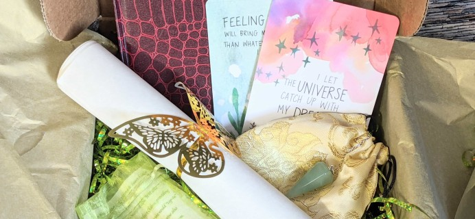 Psychic Envy Subscription Box Review – March 2020