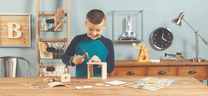Annie's Young Woodworkers Club Black Friday Coupon: Get 75% Off!