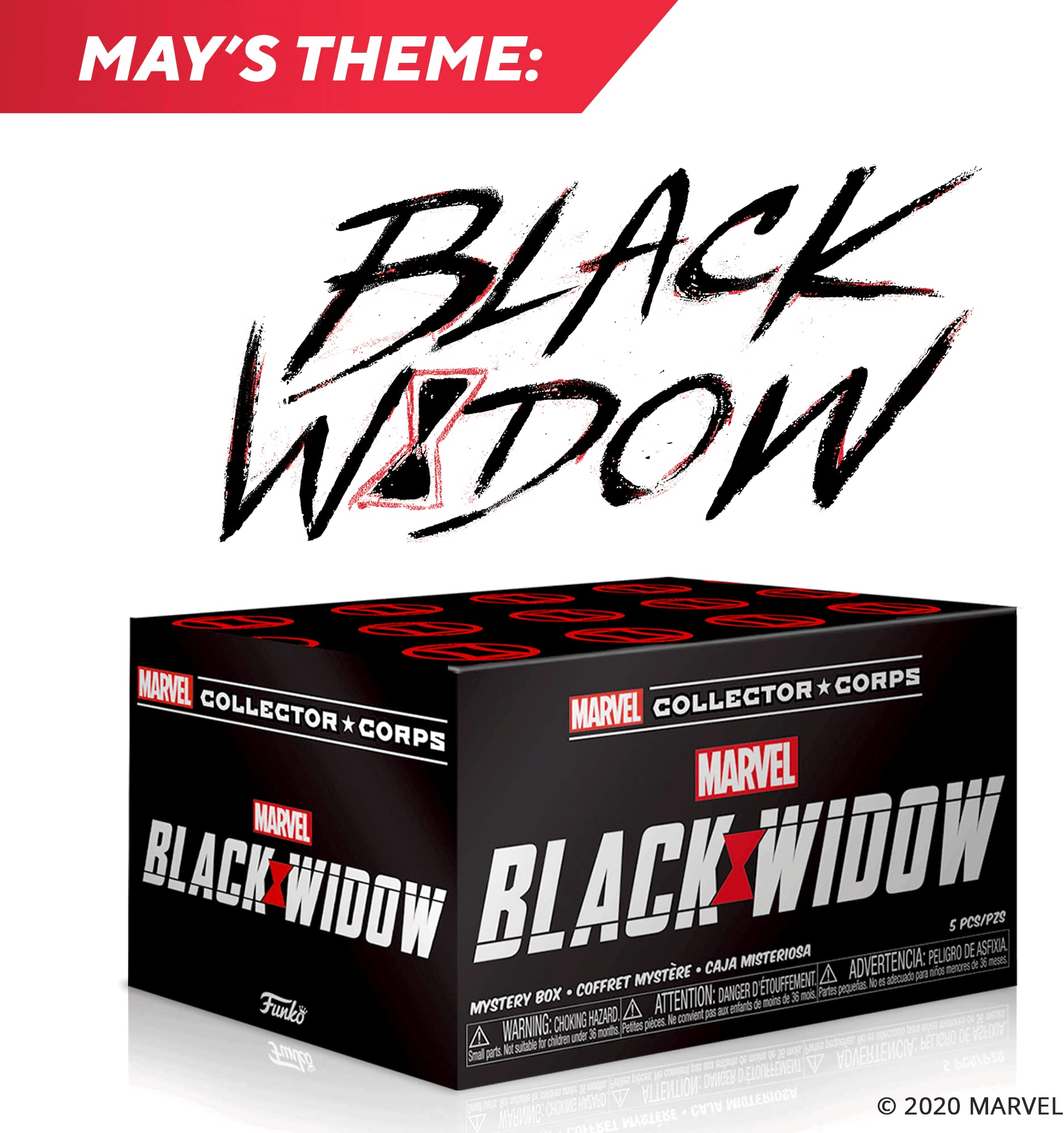 Marvel Collector Corps May 2020 Theme Spoilers!