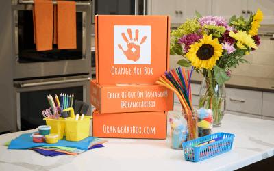 Orange Art Box Coupon: Get 10% Off!