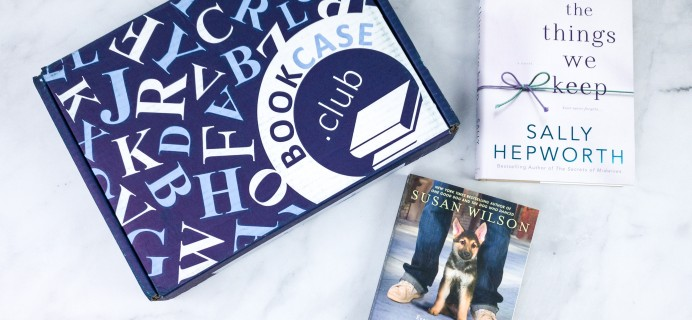 BookCase Club April 2020 Subscription Box Review & Coupon – BOOKING FOR LOVE