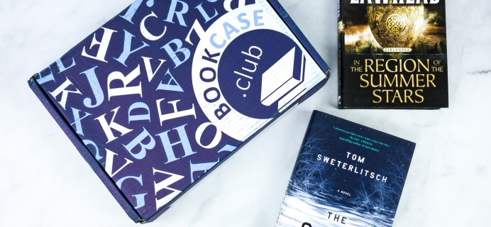 BookCase Club April 2020 Subscription Box Review & 50% Off Coupon – STRANGE WORLDS