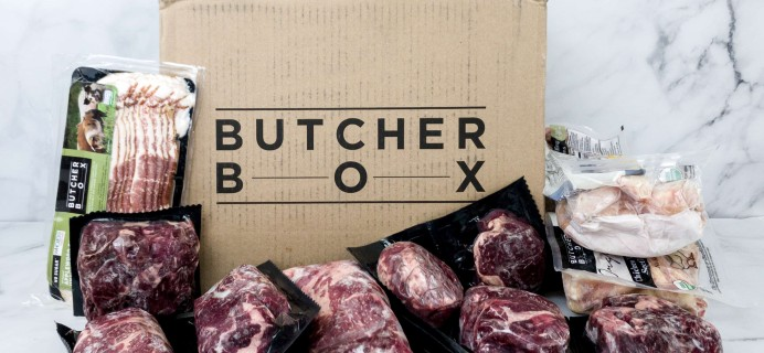 Butcher Box March 2020 Subscription Box Review – BEEF BOX