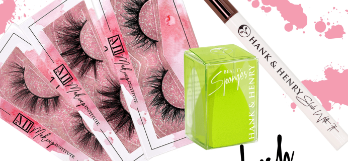 The Makeup Institute Luxe Lash Subscription Available Now!