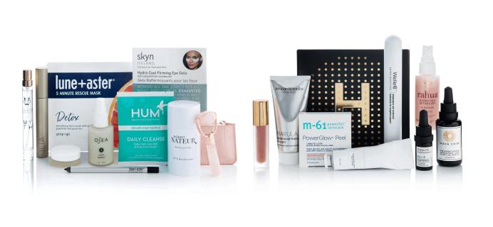 Blue Mercury Conscious Beauty Kits Available Now!