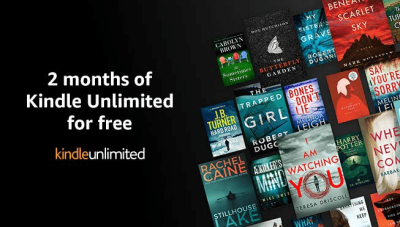 Amazon Kindle Unlimited Coupon: Get 2 Months TOTALLY FREE!