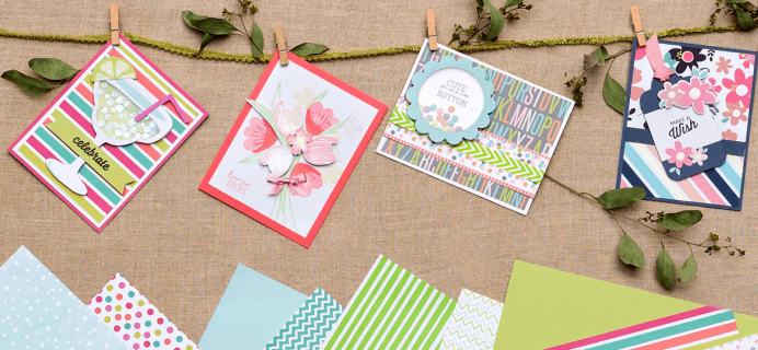 Annie's CardMaker Kit-of-the-Month Club Coupon: Get 50% Off Your First Month!