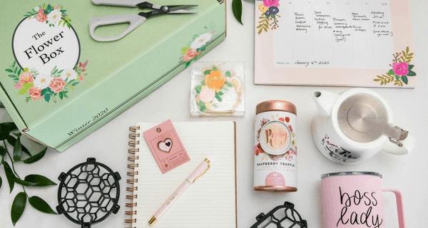 The Flower Box – Review? Home & Garden Improvement Subscription!