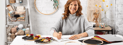 Annie's Creative Woman Kit-of-the-Month Club 50% Off Coupon!