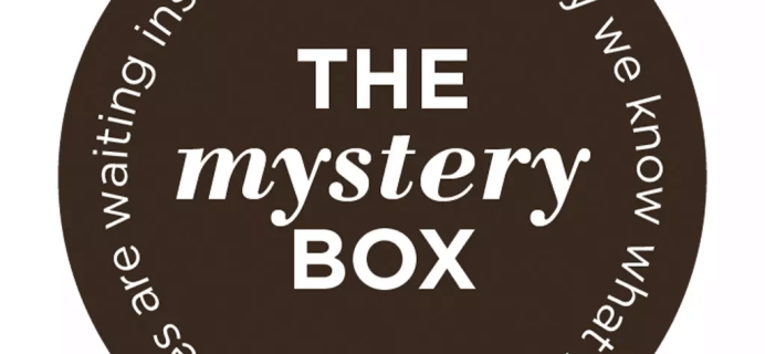 Burt's Bees Mystery Box Available Now!