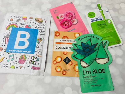 Baby Face Diary February 2020 Subscription Box Review + Coupon