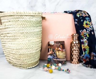 GlobeIn Artisan Box Club April 2020 Review + Coupon SAVVY BOX