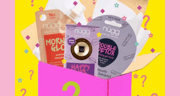 nügg Beauty Limited Edition Self Care Mystery Box Available Now!
