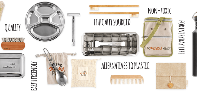 Life Without Plastic – Review? Earth Friendly Home & Lifestyle Subscription!