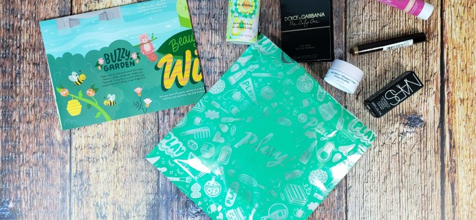 PLAY! by Sephora Subscription Box Review – March 2020