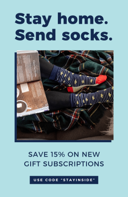 Sock Fancy Coupon: Get 15% Off On Gift Subscriptions!