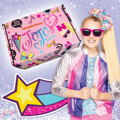 The JoJo Siwa Box Coupon: FREE JoJo Bow Holder With Annual Plan!