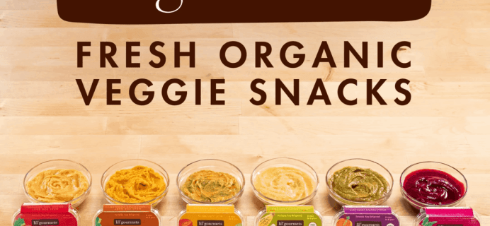 lil'gourmets – Review? Organic Veggie Meals Subscription!