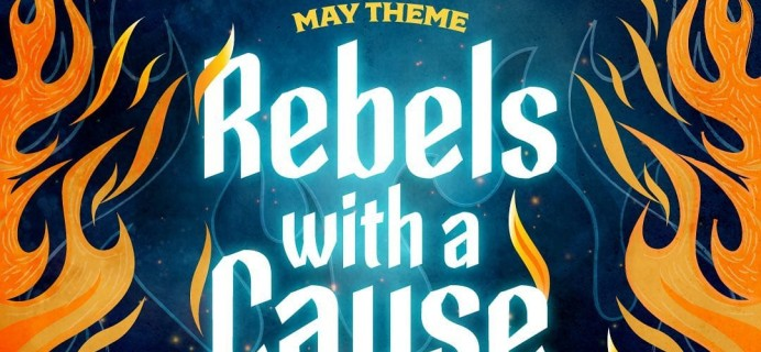 OwlCrate May 2020 Theme Spoilers & Coupon!